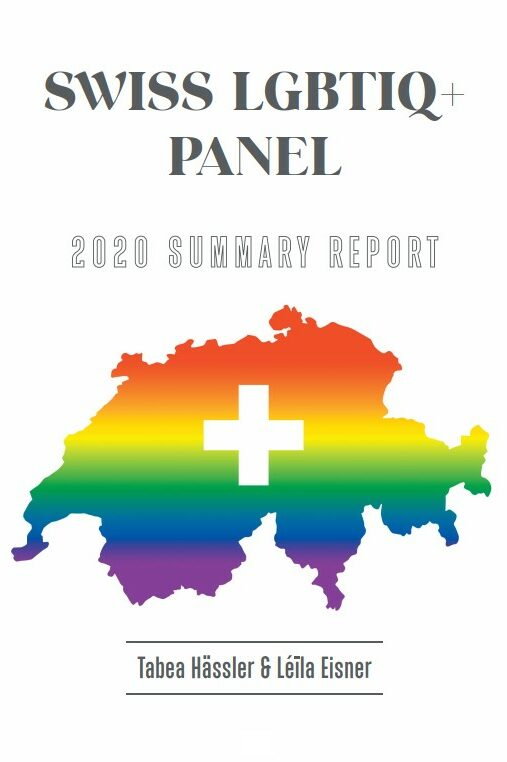 Swiss LGBTIQ+ Panel_Report 2020 English