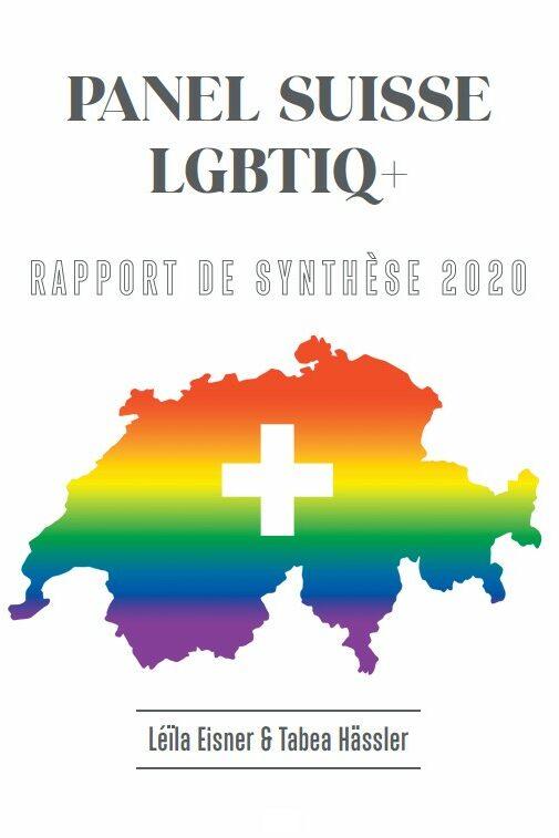 Suisse LGBTIQ+ Panel_Rapport 2020 Francais